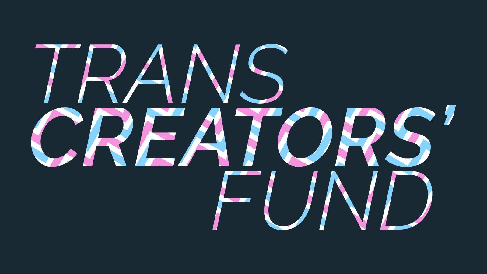 Trans Creators' Fund logo